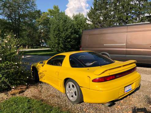 1993 Mitsubishi 3000GT vr-4 for sale in Cleveland, OH