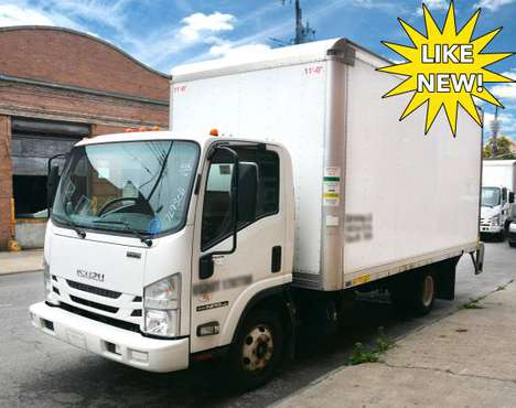 *2016 ISUZU NPR 16' Body - *ATTENTION* THIS WEEK ONLY!! PRICE for sale in Mount Vernon, NY