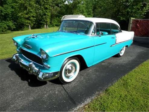 1955 Chevrolet Bel Air for sale in Cadillac, MI