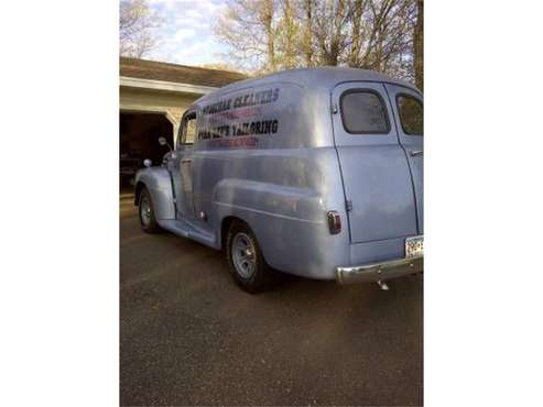 1950 Ford Panel Truck for sale in Cadillac, MI