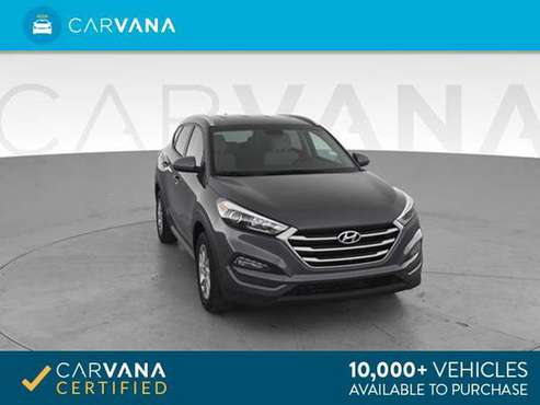 2018 Hyundai Tucson SEL Sport Utility 4D suv Gray - FINANCE ONLINE for sale in Atlanta, CA