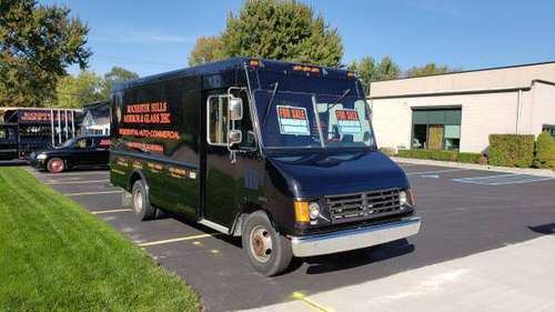 1987 Chevy Step Van for sale in Rochester Hills, MI
