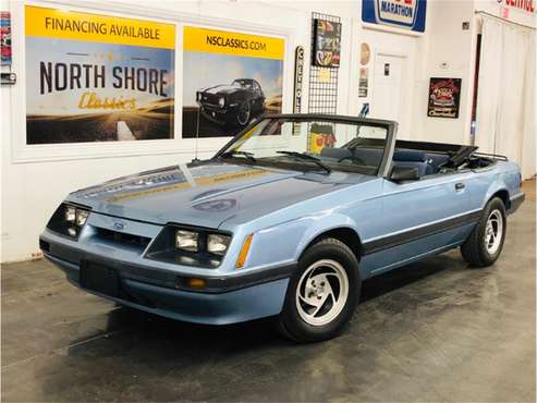 1986 Ford Mustang for sale in Mundelein, IL