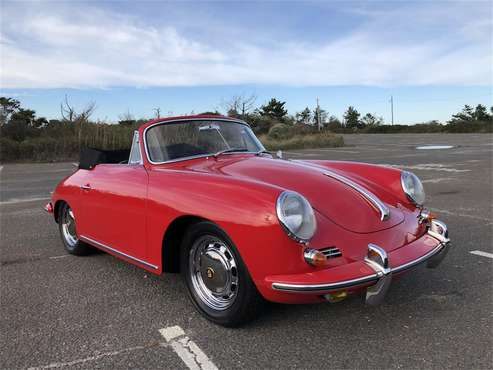 1965 Porsche 356C for sale in Southampton, NY