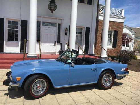 1975 Triumph TR6 for sale in Long Island, NY
