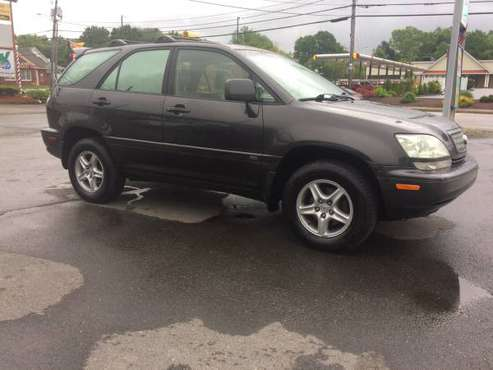 2002 Lexus RX300 AWD Like New condition-Warranty-Trade-Finance for sale in Stoughton, MA