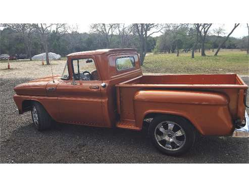 1962 Chevrolet C/K 10 for sale in Liberty Hill, TX