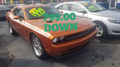 2011 DODGE CHALLENGER...799.00 DIWN for sale in Opa Locka, FL
