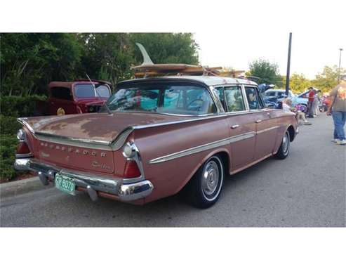 1961 AMC Rambler for sale in Cadillac, MI