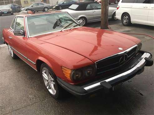 1977 Mercedes-Benz 450SL for sale in Long Island, NY
