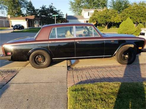1977 Rolls-Royce Silver Shadow II for sale in Cadillac, MI