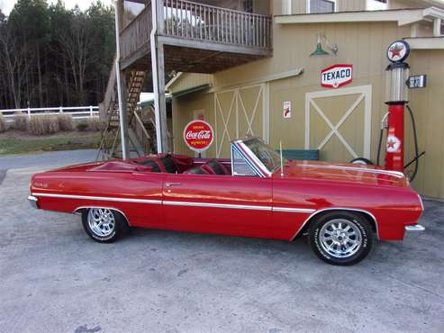 1965 Chevrolet Chevelle Malibu SS for sale in Soddy Daisy, TN