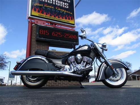 2015 Indian Chief for sale in Sterling, IL