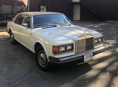 1986 Rolls-Royce Silver Spur for sale in Nashville, TN