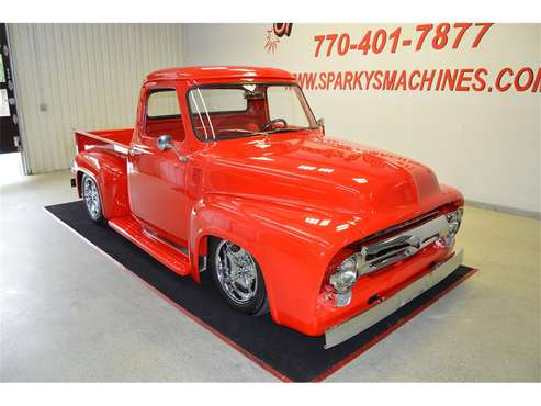 1955 Ford F100 for sale in Loganville, GA