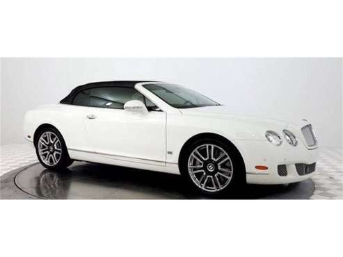 2011 Bentley Continental for sale in Cadillac, MI