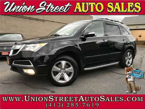 REDUCED!! 2012 Acura MDX Technology/DVD AWD!! LOADED!!-western massach for sale in West Springfield, MA