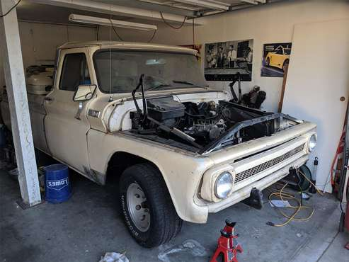 1965 Chevrolet C10 for sale in Fresno, CA