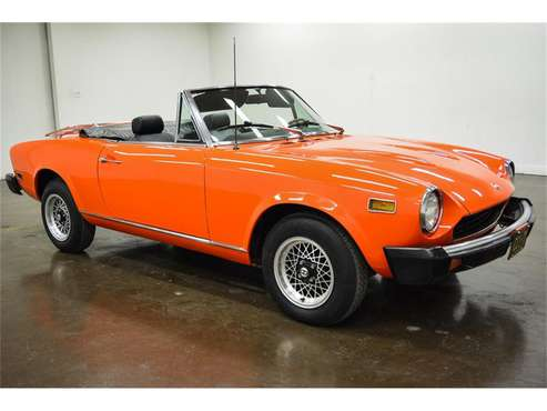 1976 Fiat 124 for sale in Sherman, TX