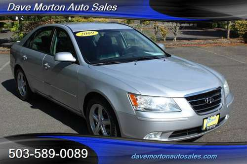 2009 Hyundai Sonata SE V6 - cars & trucks - by dealer - vehicle... for sale in Salem, OR