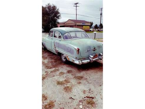 1951 Oldsmobile Super 88 for sale in Cadillac, MI