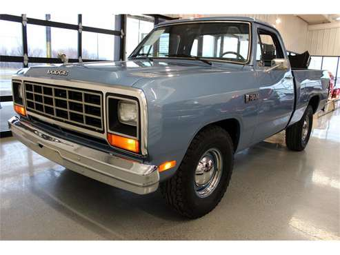 1985 Dodge D100 for sale in Fort Worth, TX