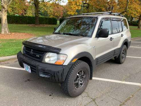 2001 Mitsubishi Montero XLS for sale in Portland, OR