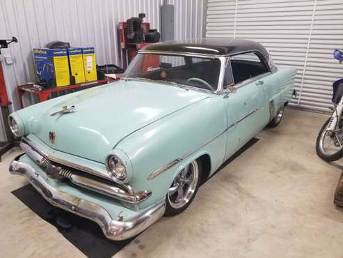 53 Ford 2 DR hardtop for sale in Argyle, TX