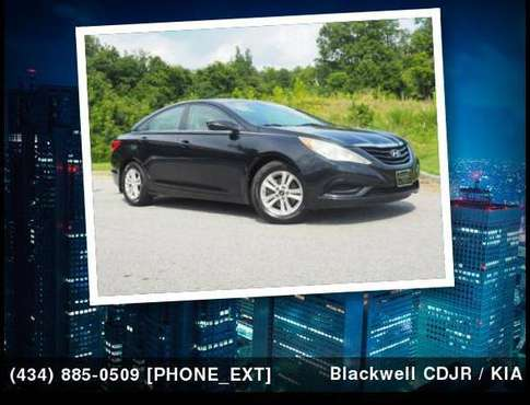 2011 Hyundai Sonata GLS for sale in Danville, VA