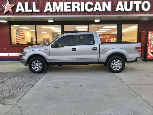 Ford F150 SuperCrew Cab - Bad Credit? Bankruptcy? Repo? Retired?... for sale in Cumberland, NC