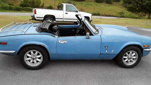 1975 Triumph Spitfire 1500 for sale in Fall Branch, TN