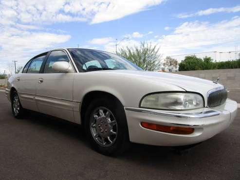 Park avenue 2002 runs great, good dependable car, 123 k miles for sale in Phoenix, AZ