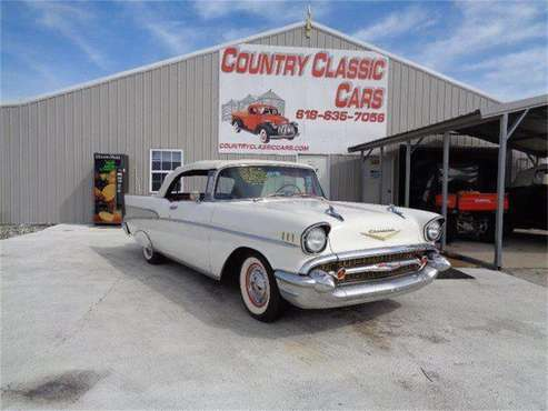 1957 Chevrolet Bel Air for sale in Staunton, IL