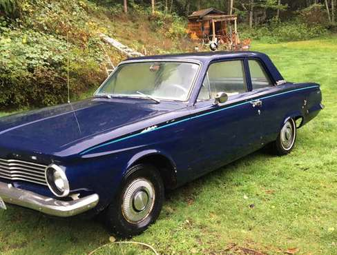 1964 Plymouth Valiant for sale in Freeland, WA