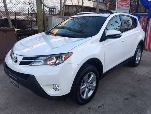 2013 TOYOTA RAV4 for sale in U.S.