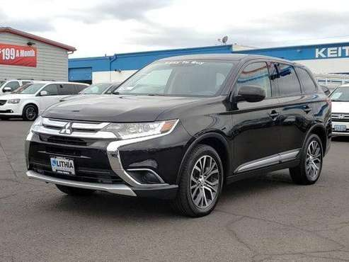 2018 Mitsubishi Outlander 4x4 4WD LE S-AWC SUV for sale in Medford, OR