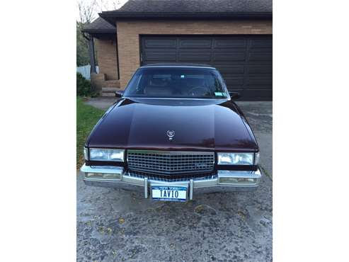 1990 Cadillac Fleetwood for sale in Syracuse, NY