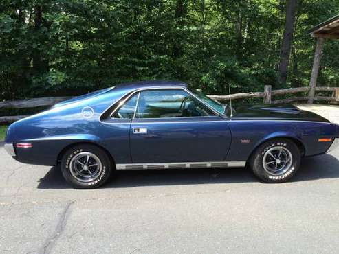 1970 AMX Go PAC for sale in Asheville, NC