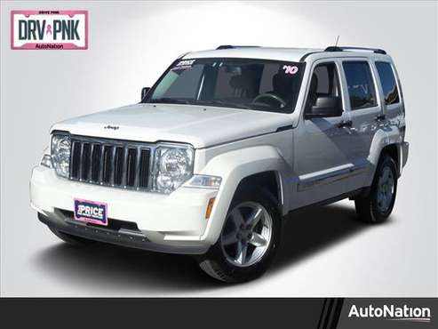 2010 Jeep Liberty Limited 4x4 4WD Four Wheel Drive SKU:AW154743 for sale in Lonetree, CO