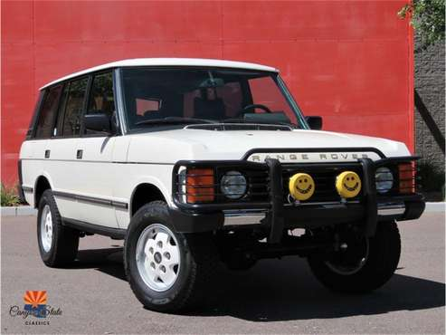 1993 Land Rover Range Rover for sale in Tempe, AZ