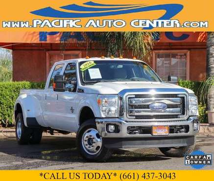2016 Ford F-350 Diesel Lariat DRW Dually 4X4 Long Bed (26835) for sale in Fontana, CA