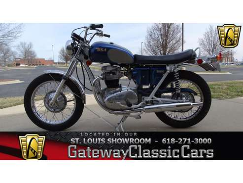 1971 BSA Motorcycle for sale in O'Fallon, IL