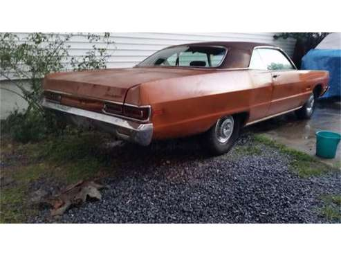 1969 Plymouth Sport Fury for sale in Cadillac, MI