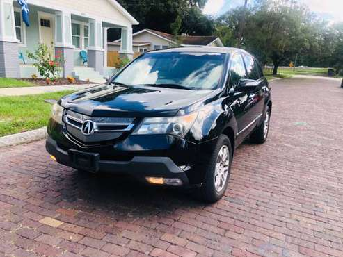 2007 ACURA MDX TECHNOLOGY PAKAGE!!! for sale in TAMPA, FL