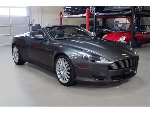 2007 Aston Martin DB9 for sale in San Carlos, CA