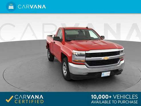 2016 Chevy Chevrolet Silverado 1500 Regular Cab Work Truck Pickup 2D 8 for sale in Worcester, MA