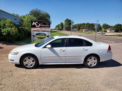 2012 Chevy Impala LT - Sunroof - 110K Miles for sale in Worthing, SD