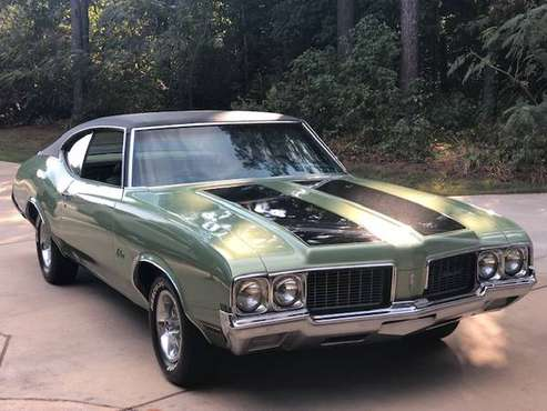 1970 olds cutlass 350 for sale in McDonough, GA