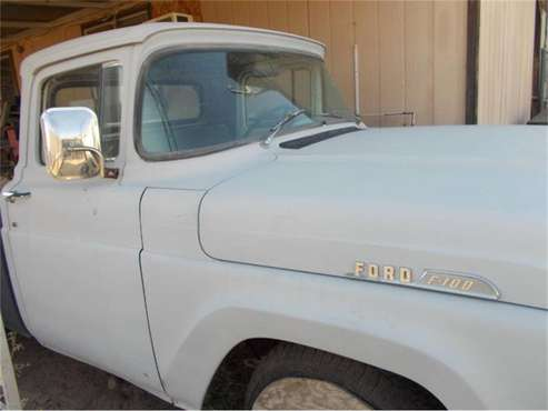 1957 Ford F100 for sale in Cadillac, MI