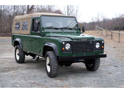1990 Land Rover Defender for sale in Troy, NY